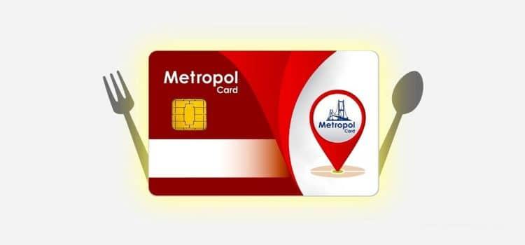 Metropol Card Yemek Kartı