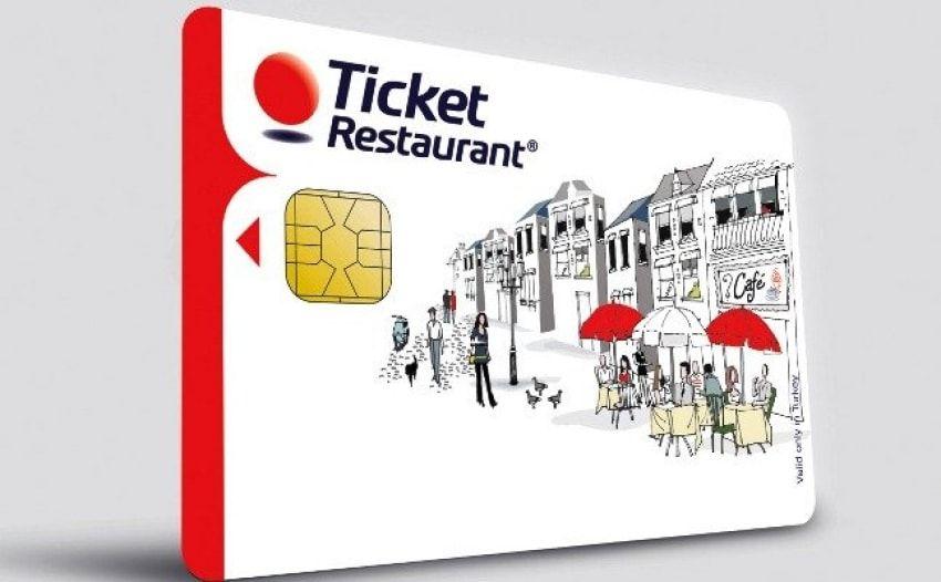 Ticket Restaurant Yemek Kartı